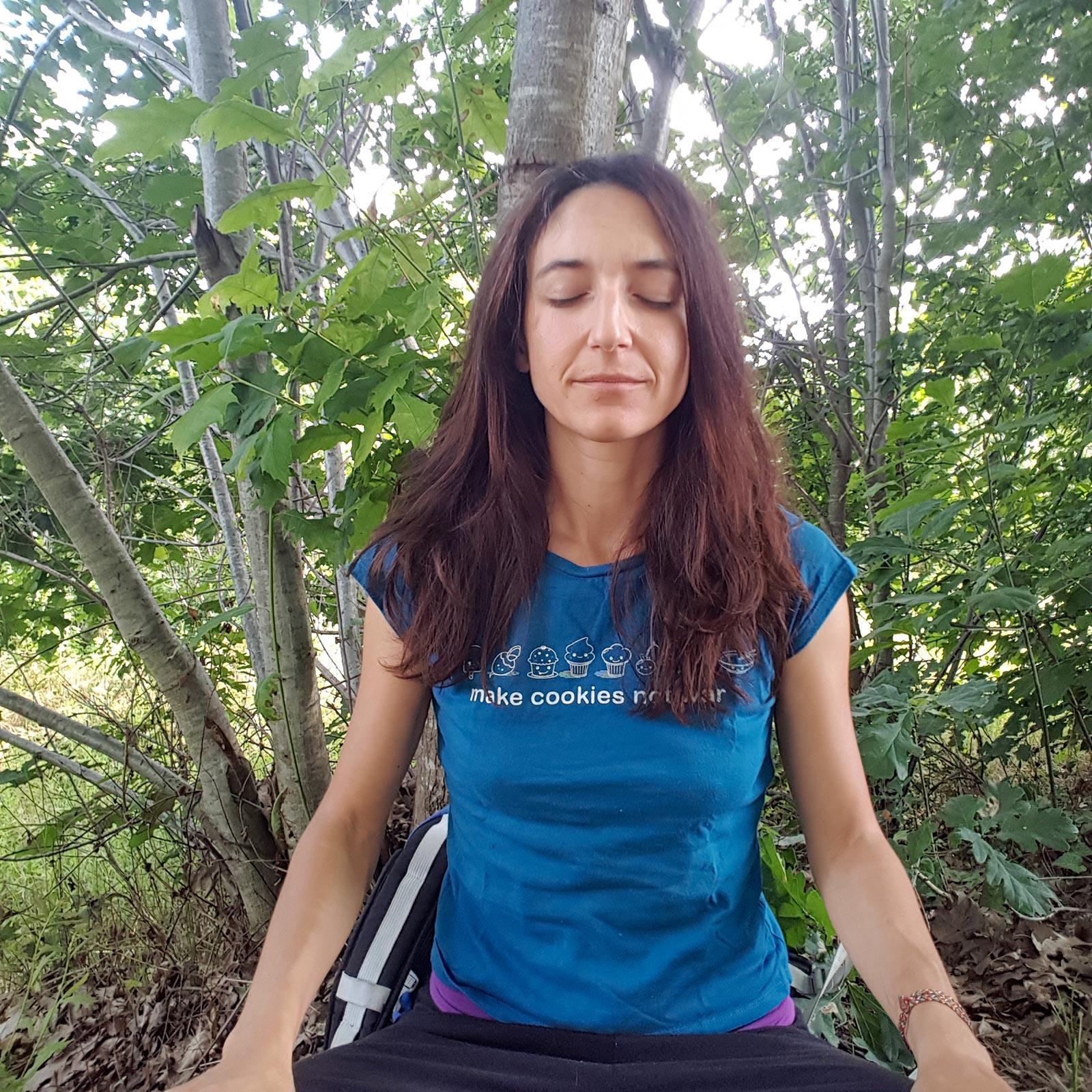 Valentina Estela Albe - Mindfulness counselour